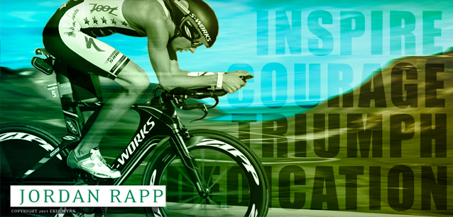 Fulcrum Partners Shares Inspirational Message of Triathlete Jordan Rapp