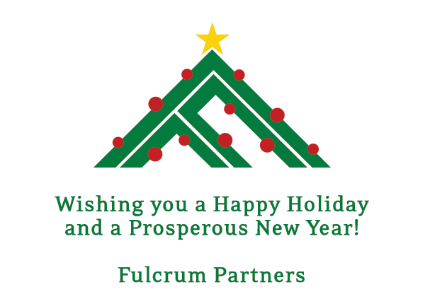 Fulcrum Partners Managing Directors wish you Happy Holidays