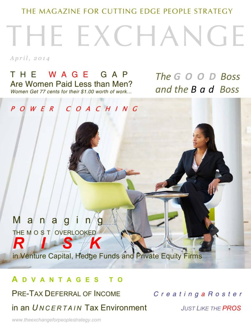 Exchange for People, Human Resources eMagazine, article on tax deferral