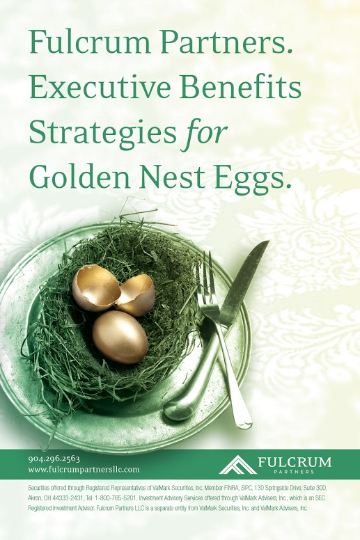 Executive benefit strategies for golden nest eggs.