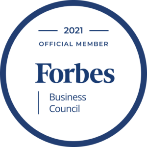 Forbes Business Council 2021 Official Member