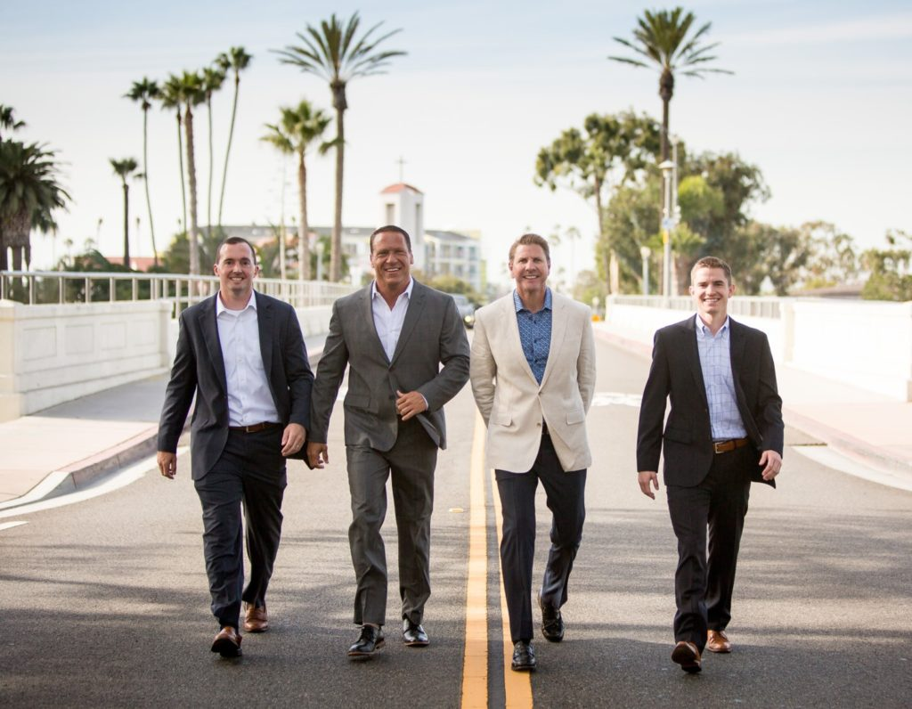 Tom Cook Fulcrum Partners Newport Beach