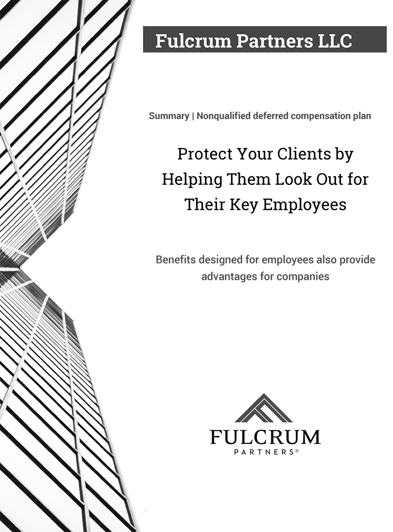 Protect Your Clients by Helping Them Look Out for Their Key Employees