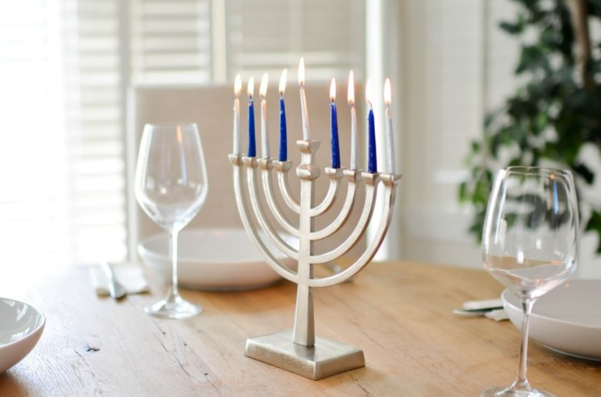 Happy Hanukkah from Fulcrum Partners