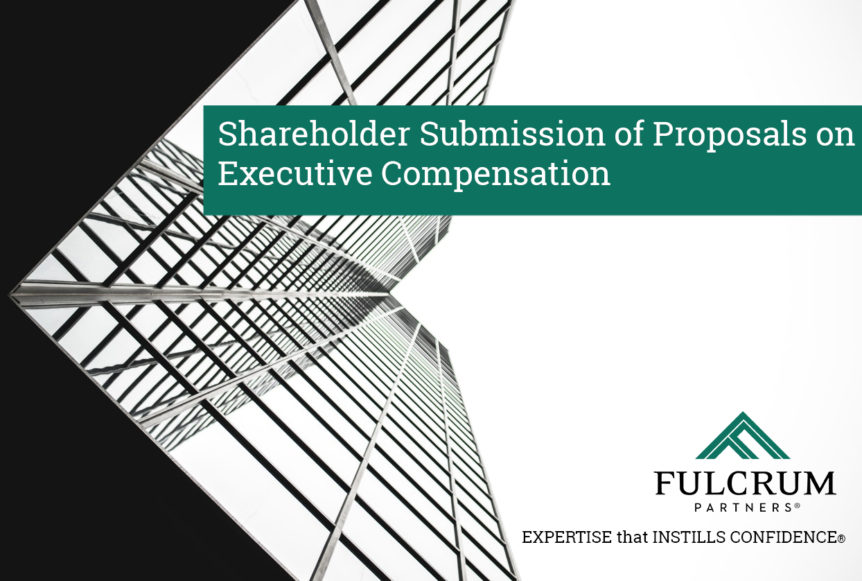 shareholder proxy executive comp