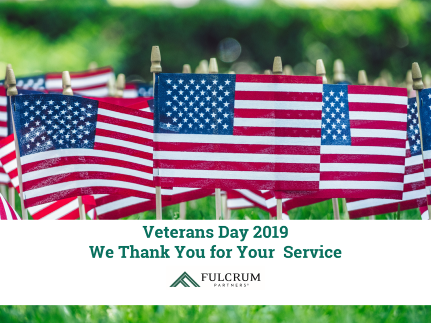 Veterans Day Fulcrum Partners
