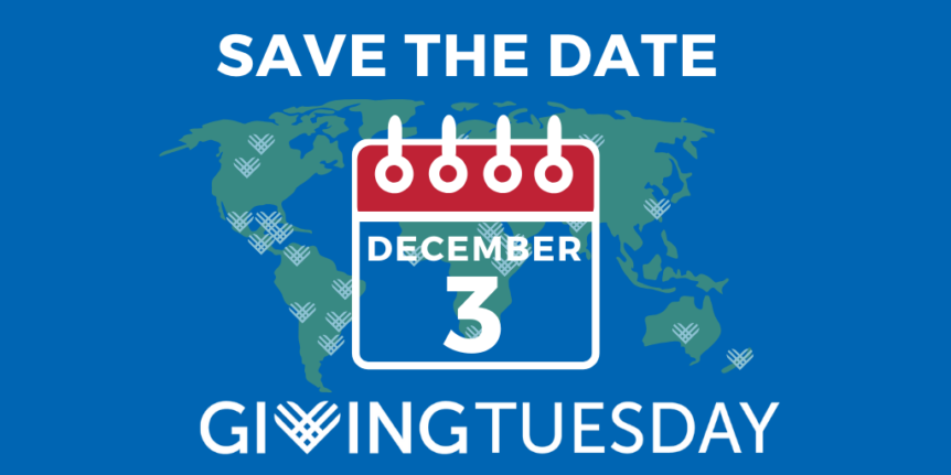 givingtues savethedate