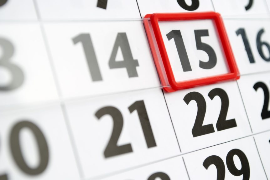 Compliance Calendar for Retirement Plans