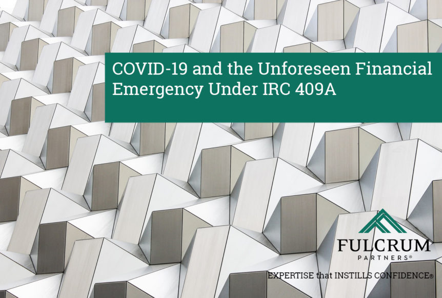 covid unforeseen 409