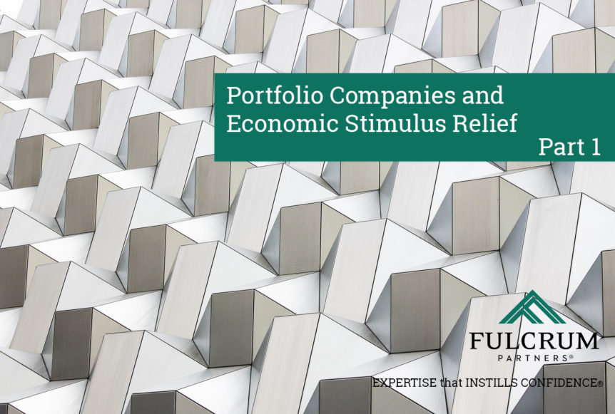Portfolio Companies and Economic Stimulus
