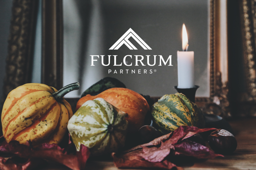 Fulcrum Partners Happy Thanksgiving