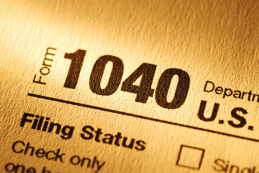 Form 1040 Potential Tax Policy Changes with a New Administration