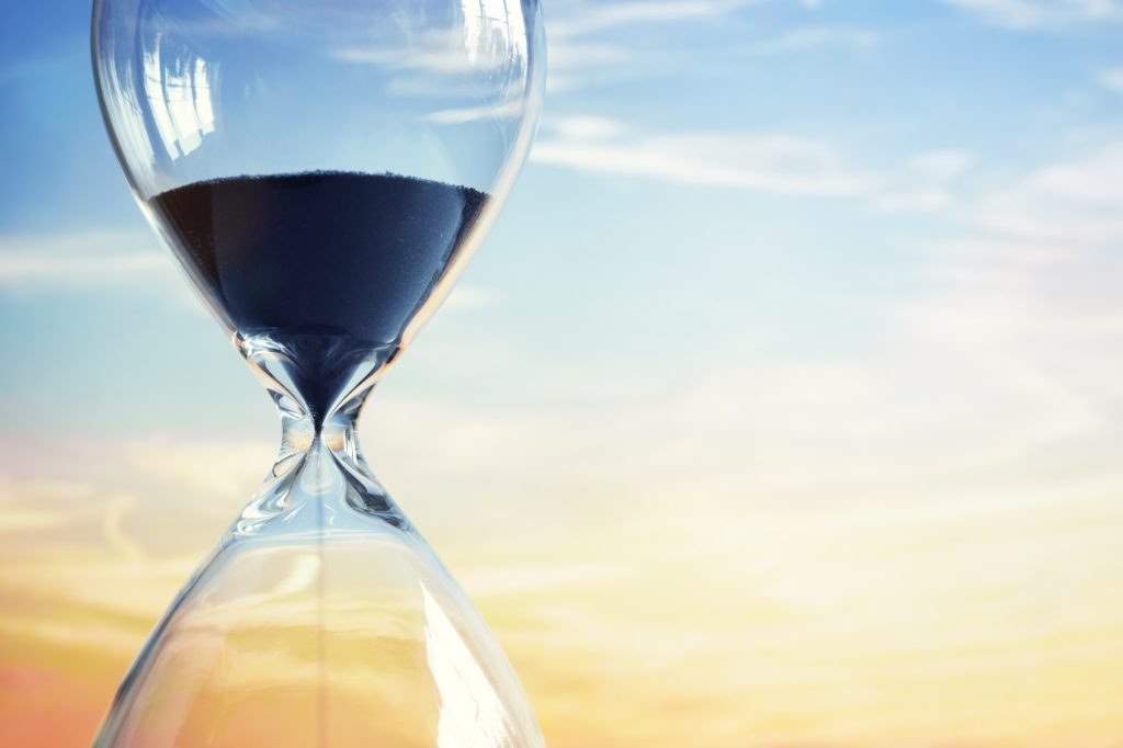 Hourglass at sunsetPotential Tax Policy Changes with a New Administration