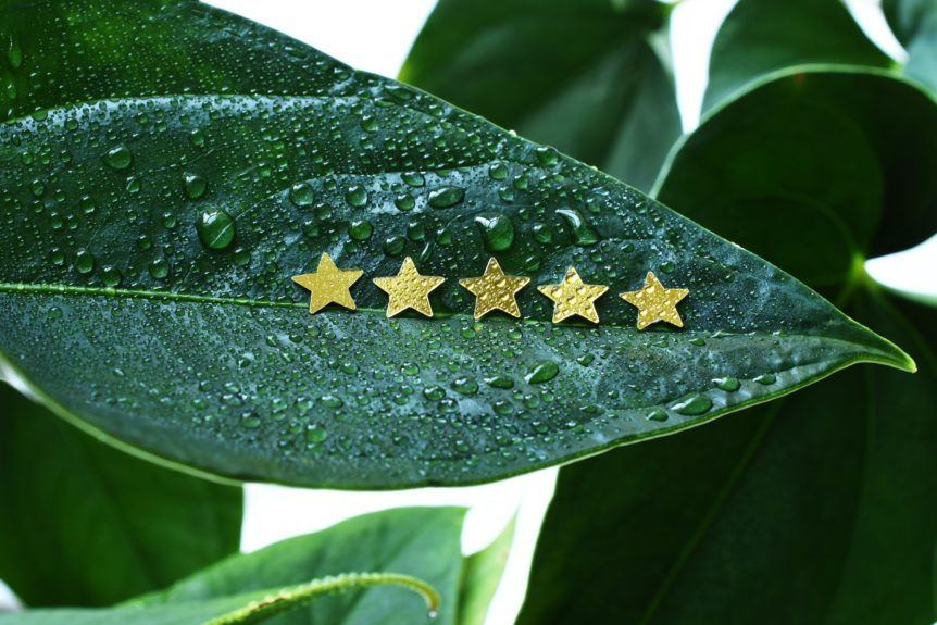 5 FAQs About NQDC Plans represented by 5 gold stars